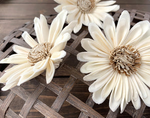 Sola Wood Flowers - Windy Sunflower