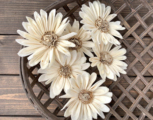 Sola Wood Flowers - Windy Sunflower - Luv Sola Flowers