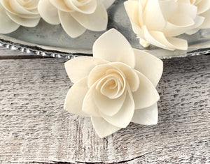 Sola Wood Flowers - Winter Rose