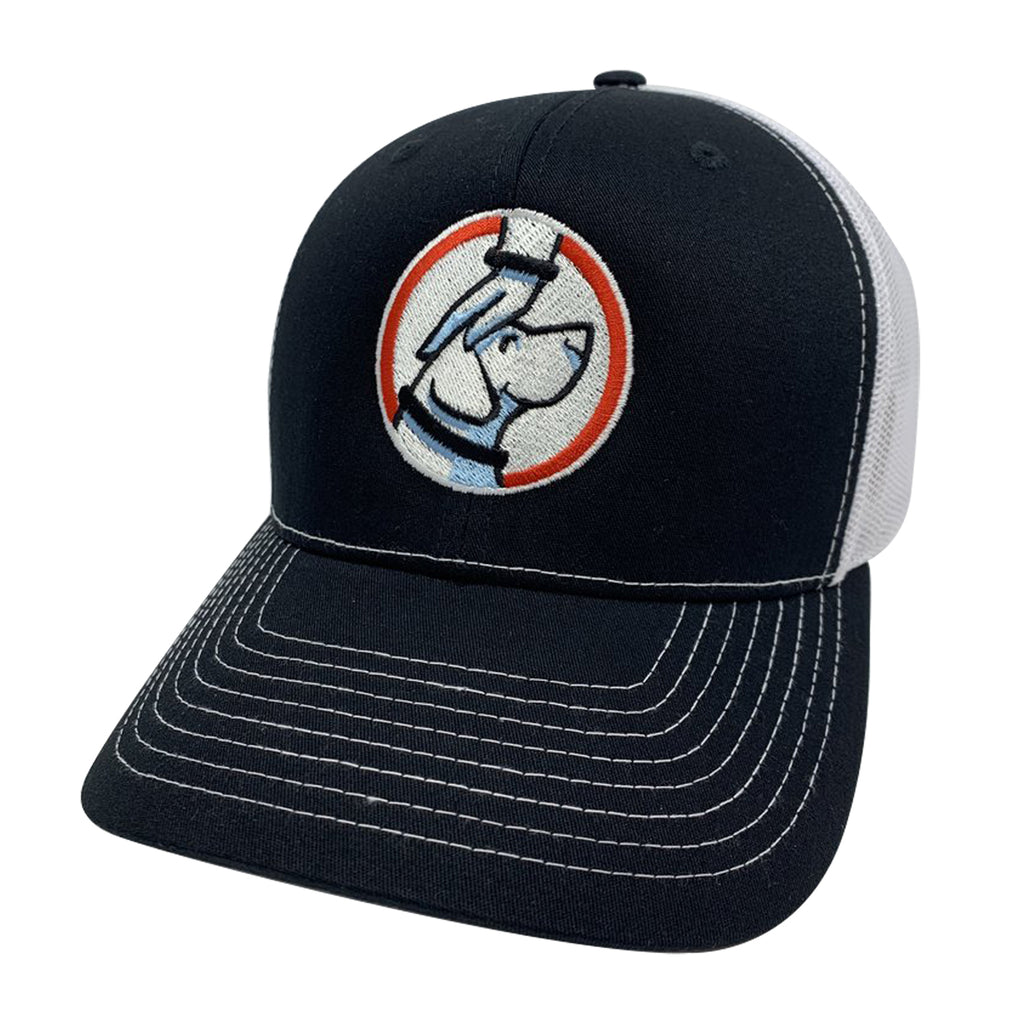 Buddy Trucker Hat Black