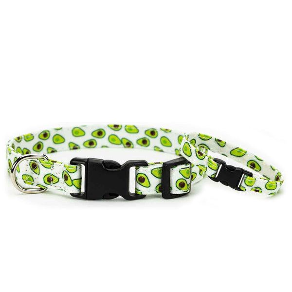 Avocado Collar & Bracelet Set