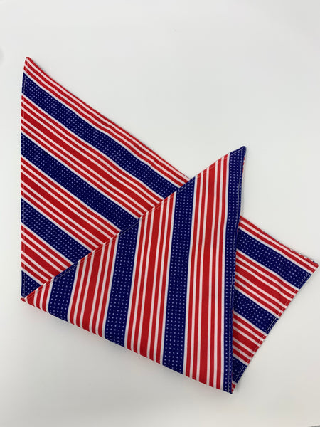 Patriot Bandana / Headband / Scrunchie