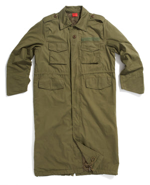 Individualist Green Cargo Jacket