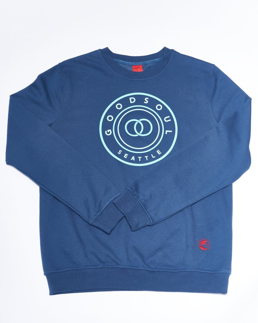 GOODSOUL Stamped Seal Blue