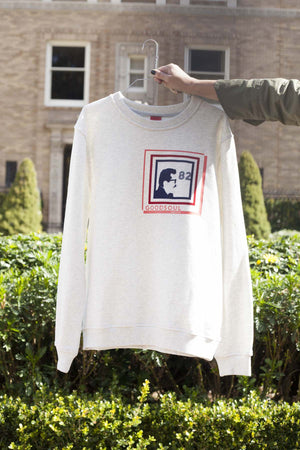 GOODSOUL Iconic Pop Sweatshirt