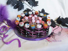 "Purple Sweetiecake ""Burlesque"""