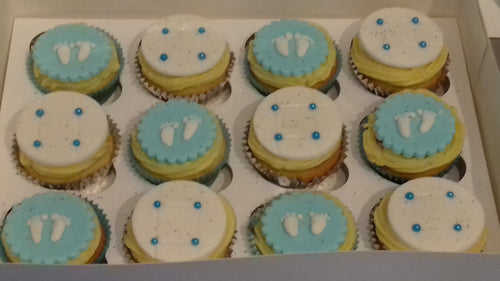 Cupcakes (Contact us for a quote)