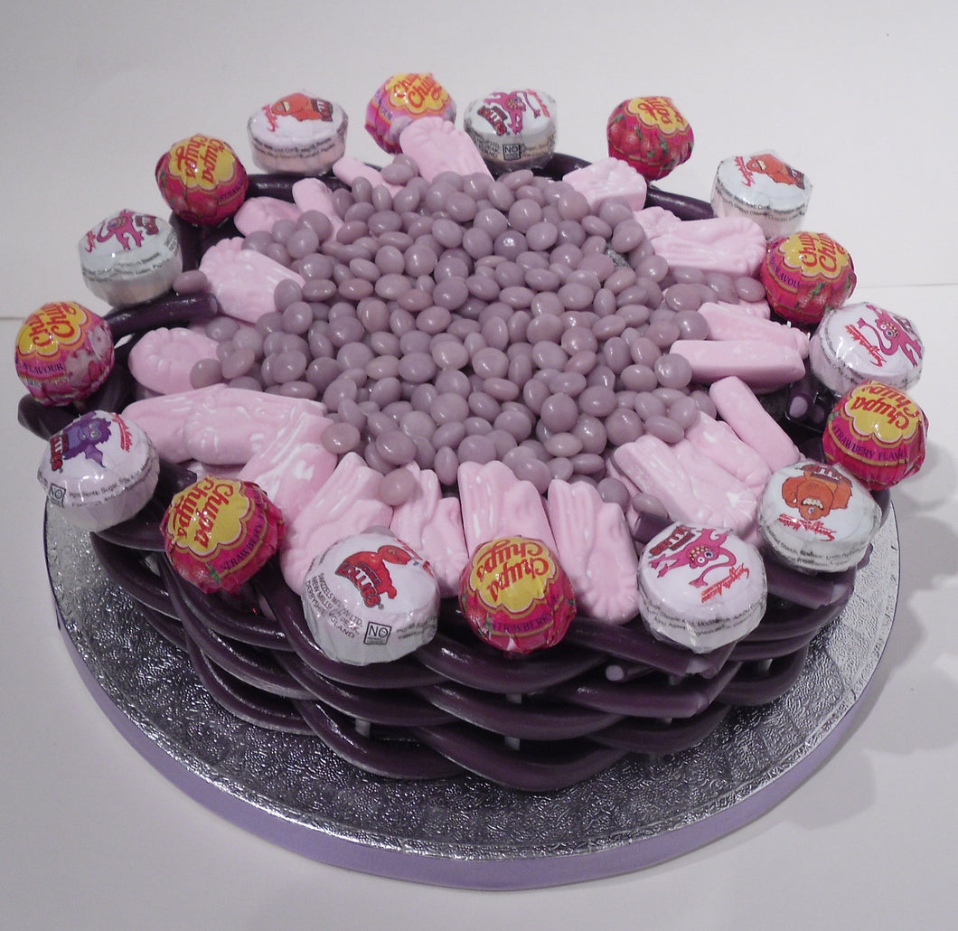 Purple Sweetiecake