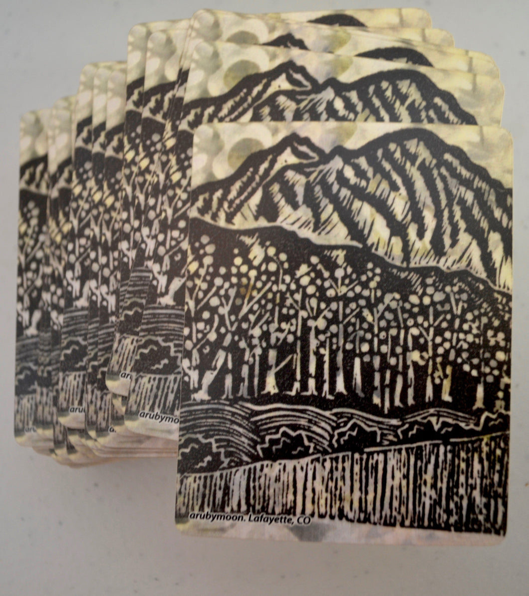 Mt. Sopris Sticker