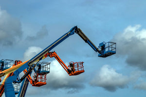 Operating an Articulating Boom Lift Safely