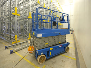 Best Use Cases for Small Scissor Lifts