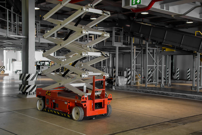 How to Identify a Quality Used Scissor Lift