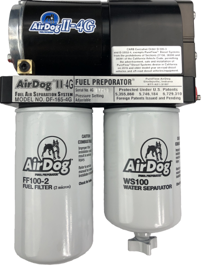 Air Dog II 100 GPH 01-10 Duramax Lift Pump