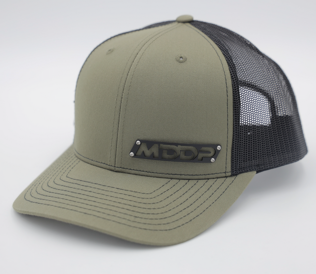 MDDP Bolted Badge Hat