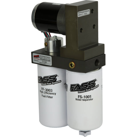 FASS 165GPH Titanium Signature Series Lift Pump GM Duramax