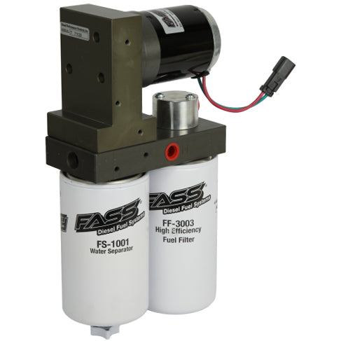 FASS 165GPH 98.5-04.5 CUMMINS Titanium Signature Series Lift Pump