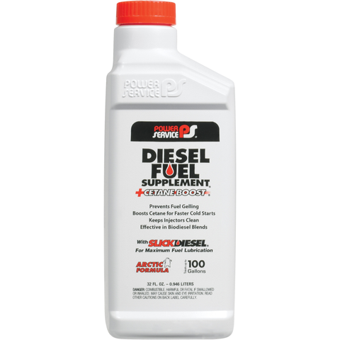 Power Service Summer Fuel Additive