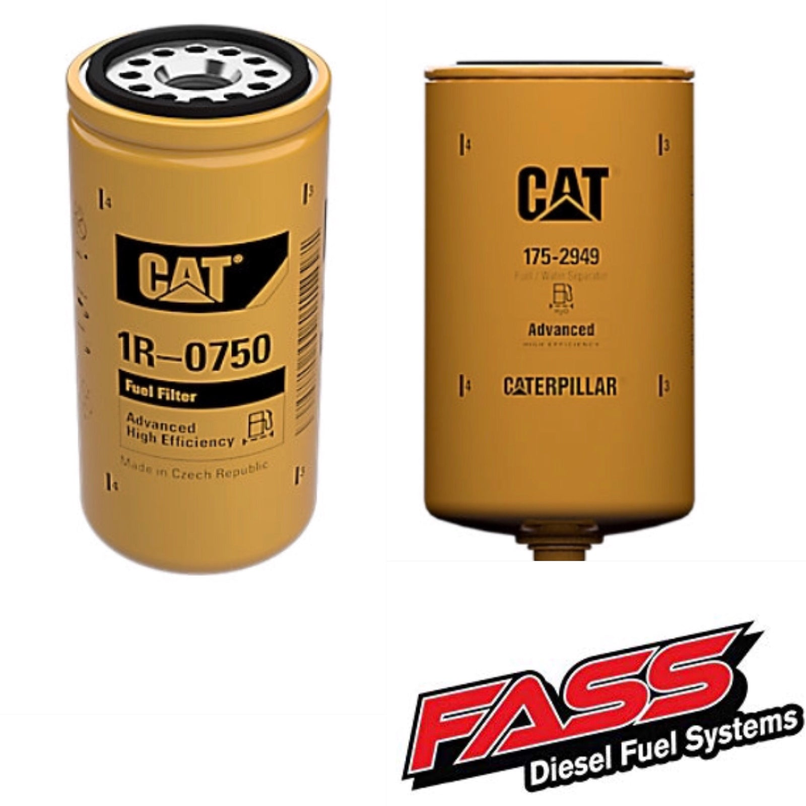 FASS Filter Upgrade