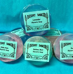 Desert Dancer Glycerin Soap