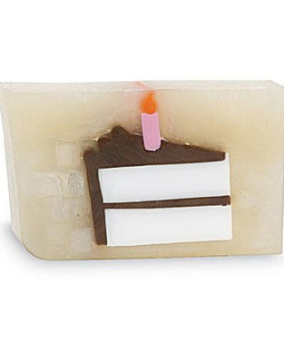 Primal Elements - Birthday Cake Soap