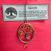 Tree of Life Car Charm