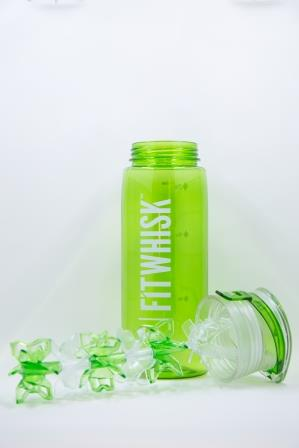 FitWHISK - Lime Green