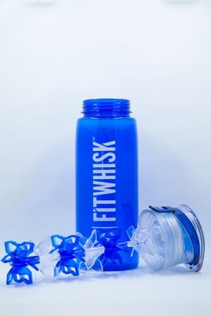 FitWHISK - Royal Blue