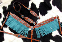 Feather & Arrow Fringe Tack Set