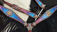 Galaxy Fringe Tack Set
