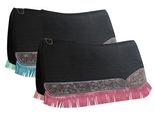 Fringe Saddle Pad