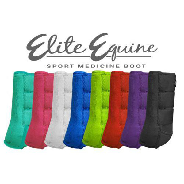 Elite Equine Splint Boots (Several Colors Available)