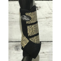 "Ortho Equine ""Cheetah"" Splint Boots"