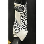 "Ortho Equine ""Snow Leopard"" Splint Boots"
