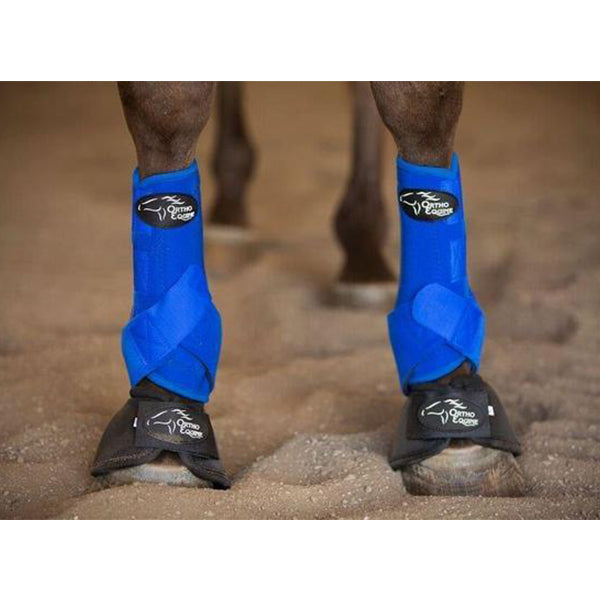 Ortho Equine Solid Color Splint Boots (Several Colors Available)