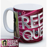Dream Queen - Personalised Photo Mug:MugEndlessPrintsUK