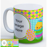 Happy Easter - Personalised Photo Mug:MugEndlessPrintsUK