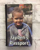Personalised Photo Passport Cover:Passport CoverEndlessPrintsUK