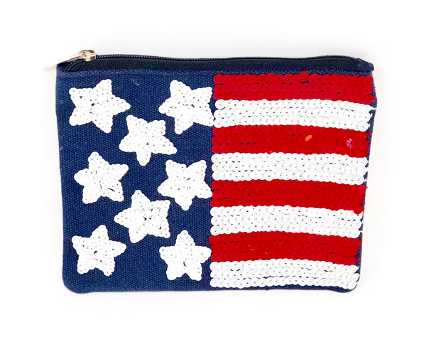 Red, White, and You Pouch Collection - SAX B