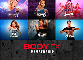 Body FX Membership Yearly