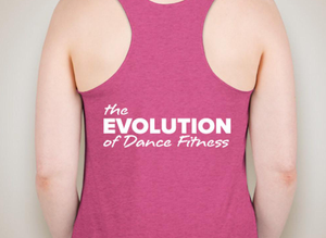 Figure 8 Pink Tank (The Evolution of Dance Fitness)