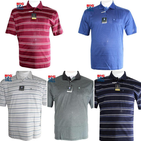PLAYERAS TIPO  POLO TALLAS EXTRA