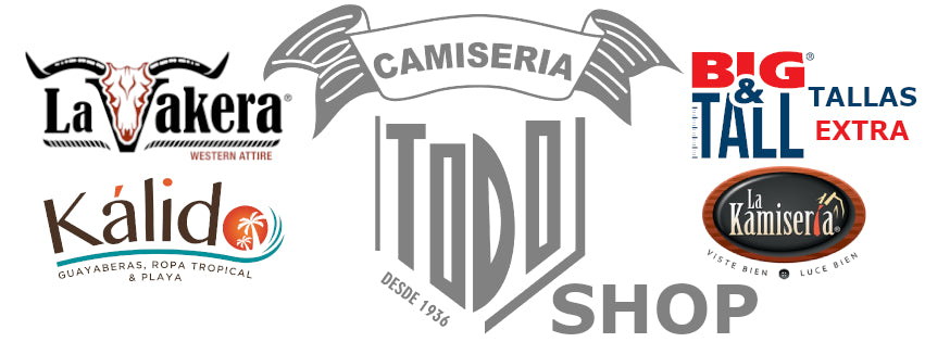 CAMISERIA TODO SHOP