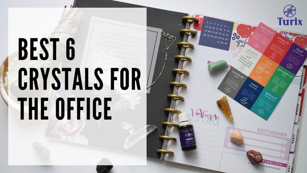 Best crystals for the office work place