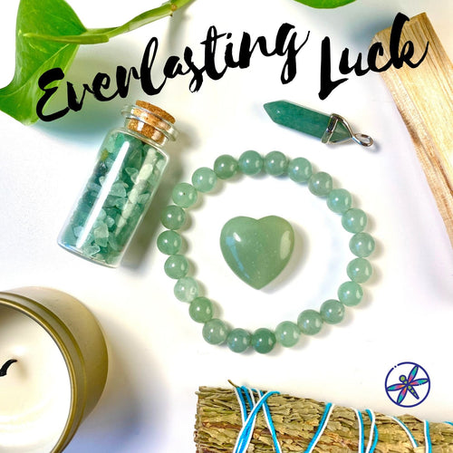 Everlasting Luck - Crystal Gift Pack