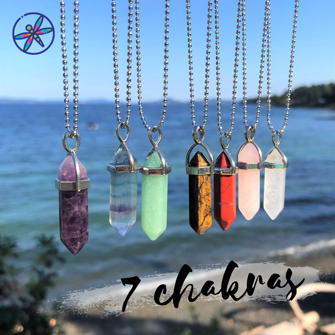 7 Chakras Crystal Bundle