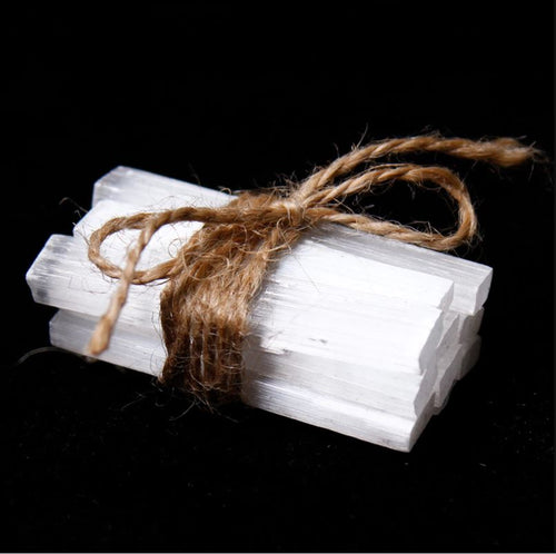 Selenite sticks bundle