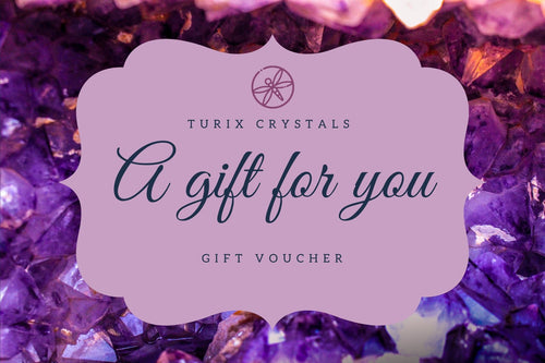 Crystal Gift Card