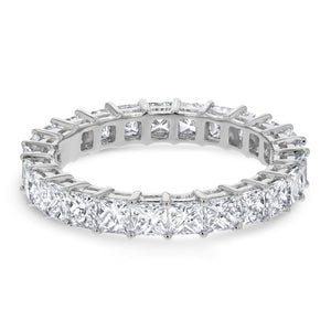 Princess Cut Diamond Eternity Band - R&R Jewelers