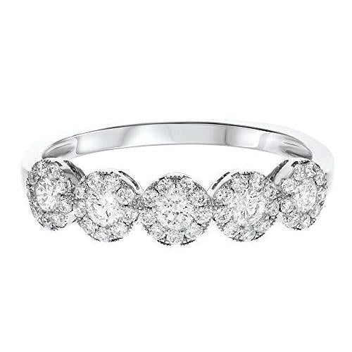 Illusion Set Diamond Wedding Band - R&R Jewelers
