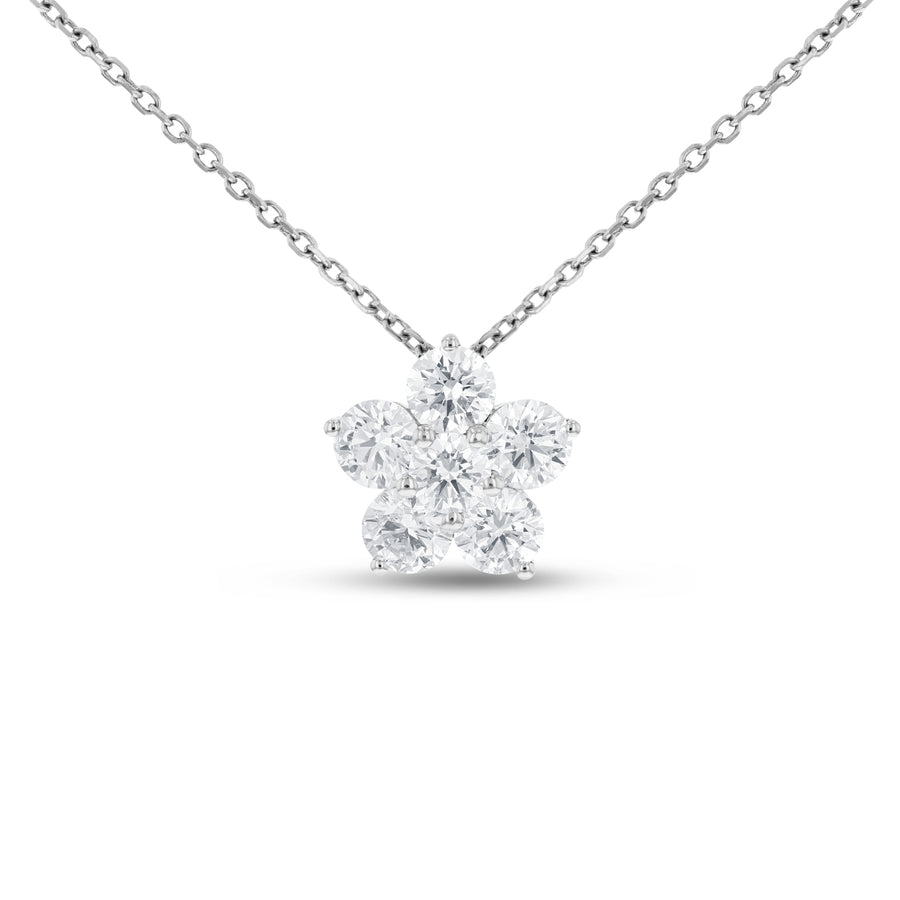 Diamond Star Pendant - R&R Jewelers